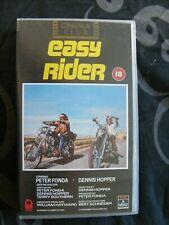 Easy Rider VHS Tape