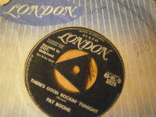 Pat Boone-There's Good Rockin' Tonight-LONDON Tri Centre 1958