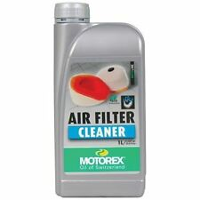 Motorex Air Filter Cleaner 1 Litre MX Motocross Enduro Ideal For Husqvarna FC250