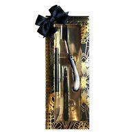 TARTAN+TWINE* 3pc Gift Set PERFECT BROW Shaping Brush+Tweezer+Eye Lash Comb ULTA