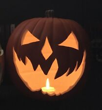 Michael Myers Halloween 6 Pumpkin