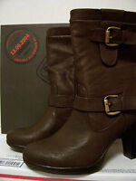 NIB-80-Rialto-Ladies-Padova-Boots-Darkbrown-Sizes:6, 7.5