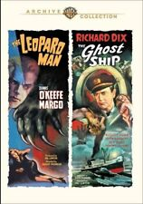 The Leopard Man / The Ghost Ship NEW DVD