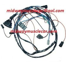 engine wiring harness V8 65 Pontiac GTO LeMans Tempest automatic trans w/o A/C