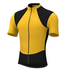 Maillot Ciclismo Hombre Media Manga Camiseta Carreras Exterior Corta