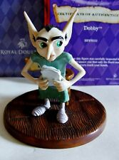 Royal Doulton Harry Potter Collectible Ceramic Figurine HPFIG23 'DOBBY'