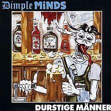 Durstige Männer von Dimple Minds   CD   Zustand gut