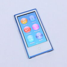 Apple iPod Nano 16GB 7th Gen Generation Blue MP3 WARRANTY VGC