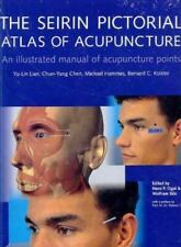 Pictorial Atlas of Acupuncture, Hans P. Ogal, Hardcover Next Day Ship