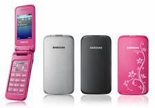 "Samsung C3520 GSM 1.3 MP Camera 2.4"" Screen Original Unlocked Flip Mobile Phone"