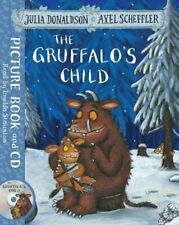 The Gruffalo's Child Book and CD Pack by Julia Donaldson 9781509815173