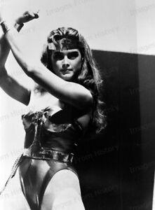 8x10 Print Brooke Shields as Wonder Woman #2514
