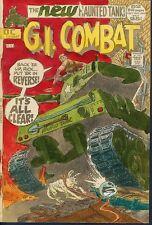 G.I. Combat #153 Cover Art Hand Painted Haunted Tank Joe Kubert 1972 Color Guide