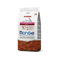 MONGE CANE EXTRA SMALL ADULT AGNELLO/RISO/PATATE GR. 800 x 6 CONF.