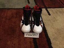 Nike Air Jordan 7 Retro 'Sweater' Men's Basketball Shoes 304775-142 US Size 8.5
