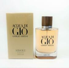 Acqua Di Gio Absolu By Giorgio Armani EDP for Men 2.5 oz - 75 ml *NEW IN BOX*