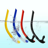 WHALE Silicone Wet Snorkel Diving Snorkeling Swimming Scuba Breathing Tube