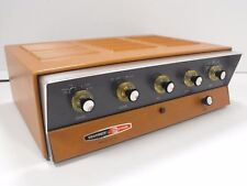 Heathkit AA-151 Vintage Tube Stereo Power Amplifier w/ EL84 Outputs Very Nice