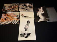VALERIE LAGRANGE  photos presse argentique sexy vintage