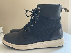 Black Dr Martens Soft Wair Boots Size 6.5