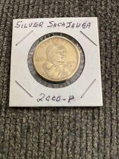 Sacajawea 2000 P One  Dollar 'Golden' US Coin Philadelphia Mint ☆☆☆Rare☆☆☆