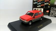 KYOSHO  Scale 1:64  Fiat  Panda  1979  Red   Used
