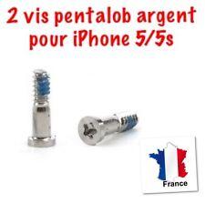 Tornillo de cinco puntas para iphone 5 iPhone 5s Tornillos inferiores iPhone