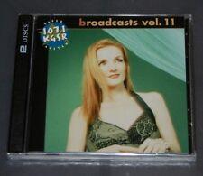 KGSR Broadcasts vol. 11 2 Disc CD RARE Marcia Ball Joe Ely Joan Baez MINT ACL