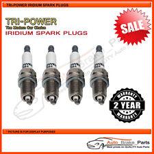 Iridium Spark Plugs for MAZDA B Series incl. Bravo B2600 Bravo EFi 2.6L TPX013