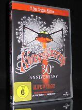 DVD JEFF WAYNE'S MUSICAL VERSION von DER KRIEG DER WELTEN - SPECIAL EDITION 2 **