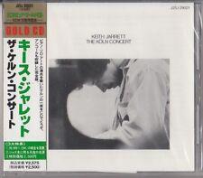 Keith Jarrett - Koln Concert (1975) ECM JAPAN 1ST EDITION 24K GOLD CD J25J 29021