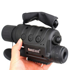 Rongland  IR Telescope NV-440D+ 4x Zoom Sony CCD+Infrared Night Vision Monocular