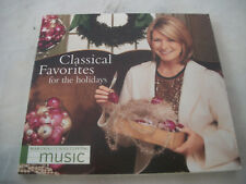 Martha Stewart's Classical Favorites For The Holidays