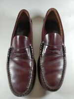 Sebago Mens Loafers Slip On Shoes Brown - Used - Size 13? (see description)