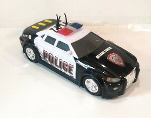 Tonka Rescue Force Police Car 5147 Lights And Sound - Pre Owned