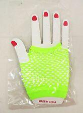 Short Length Fishnet Gloves - Net Gloves - Pick your color and PCs *US SELLER*