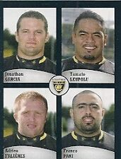VIGNETTE / IMAGE / STICKERS PANINI--RUGBY 2009 N° 478 / --NEUF