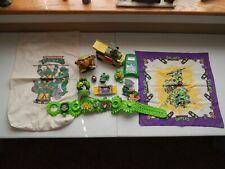Vintage Ninja Turtles Playmates exploration Sewer Belt & other random items