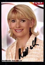 Barbara van Melle ORF FOTO Original Signiert ## BC 24885