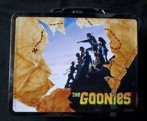 THE GOONIES - Classic Tin Tote / Metal Lunch Box