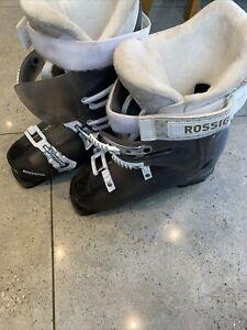 Rossignol Ski Boots Vita Sensor 2 60 Size 26.5