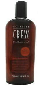 AMERICAN CREW CLASSIC DAILY SHAMPOO - MEN'S FOR HIM. NEW. FREE SHIPPING