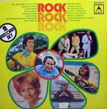 ROCK ROCK ROCK 2 LP Set Ray Brown Pattie Parkinson Flying Circus Starr Rowe