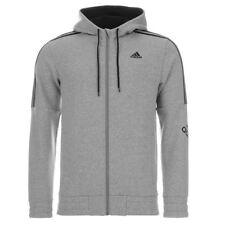 adidas Fleece Zip Neck Regular Size Hoodies & Sweats for Men