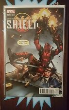 SHIELD #1 SET OF THREE DEADPOOL VARIANTS NM/M BAGGED AND BOARDED COMB SHIPPING
