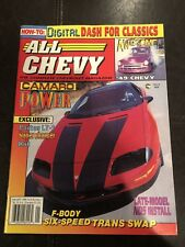 All Chevy--Jan-1994-----204
