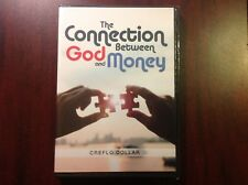 """Creflo Dollar- """"The Connection Between God and Money"""" 3-CD's Brand new Sealed."""