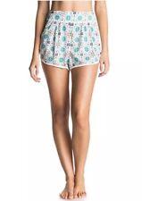 Roxy Diamond Sky Shorts Size Medium MSRP $34.50 NWT