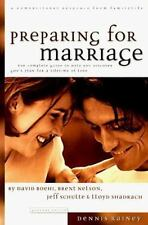 Preparing for Marriage by Lloyd Shadrach, Jeff Schulte, Brent Nelson, David Boeh