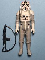 VTG Star Wars AT-AT Driver EX/ NM 1980 Kenner 100% Complete w/ Gun No Repros ESB